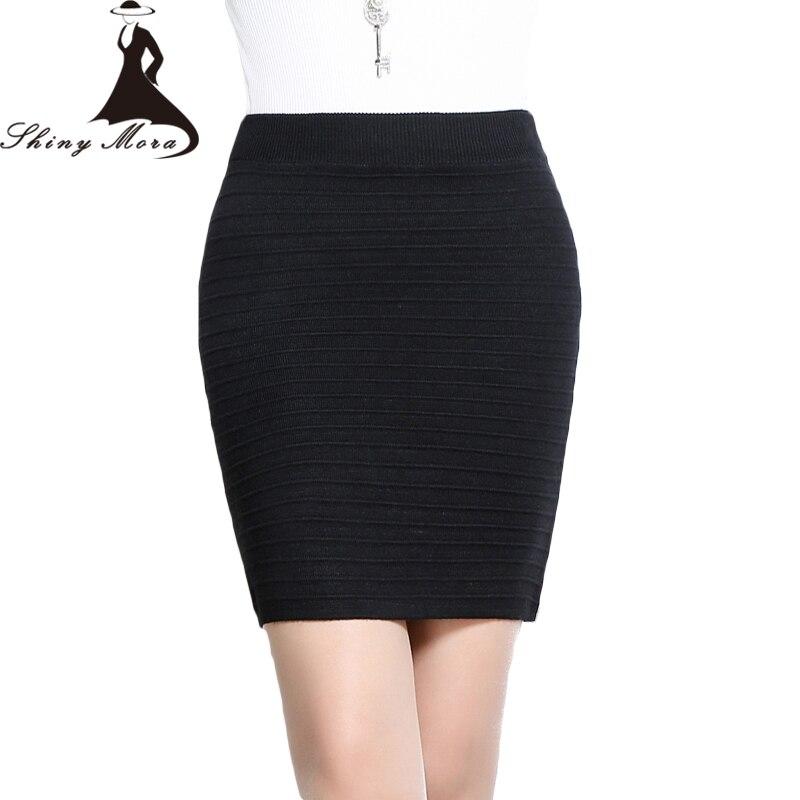 Popular Black Knit Skirt-Buy Cheap Black Knit Skirt lots from ...
