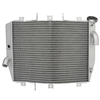 Motorcycle Aluminium Cooling Radiator For Kawasaki ZX 6R ZX6R 1998 1999 2000 2001 2002 ZX 6R