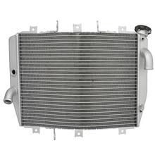 De aluminio de la motocicleta radiador de refrigeración para Kawasaki Ninja ZX-6R ZX6R 1998 1999 2000 2001 2002 ZX 6R ZX600 98 99 00 01 02 nuevo