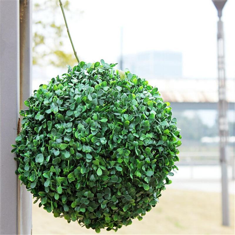 CAMMITEVER Grass Bonsai Жасанды Topiary 12/18/23/28 / 35cm - Мерекелік және кешкі заттар - фото 5
