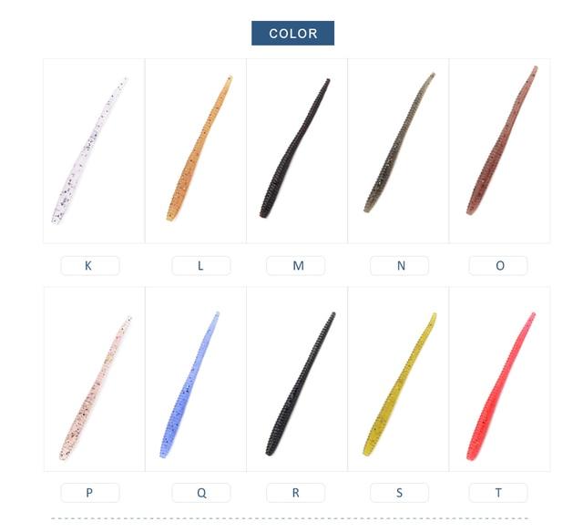 MEREDITH Earthworm – Matojigi 60mm ja 80mm