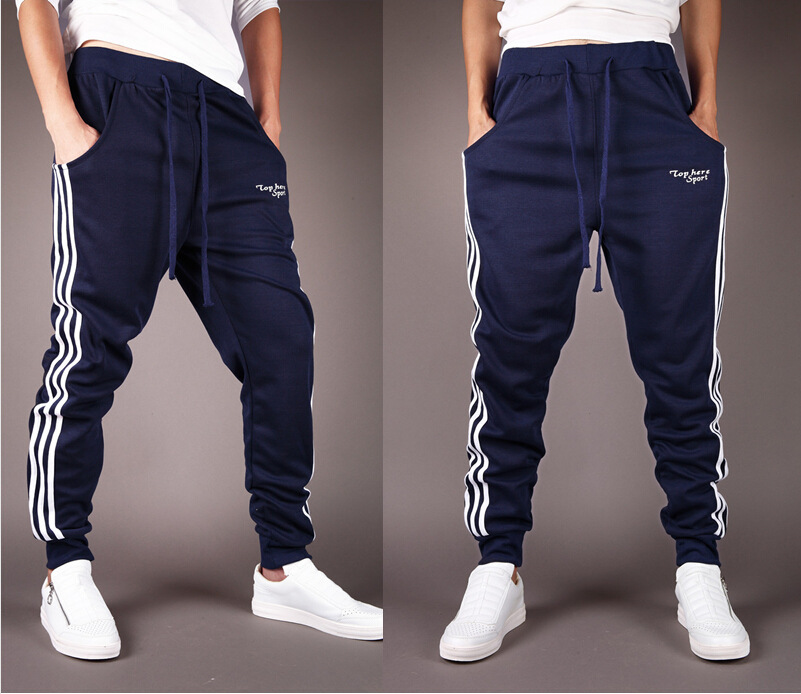 Men 39 s Casual Trend Sports Pants Casual Pants in Sweatpants from Men 39 s Clothing