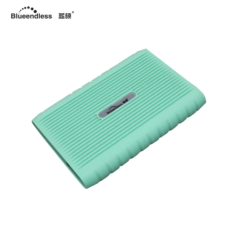 portable external disk 250G hard drives case 2.5 inch aluminum hdd enclosure with usb 3.0 cable anti-drop cases hard disc U23SA sata usb 3 0 blue orange hdd case with 250g hard disk heating release rubber case 2 5 fast reading speed case