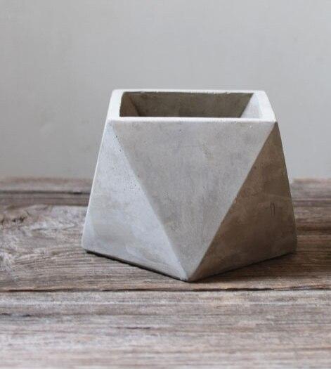 Us 2604 16 Offwazony Formy Geometria Formy Silikonowe Formy Doniczki Formy Wazon Formy 3d Formy Garnek Cementu Formy żel Krzemionkowy Formy Do