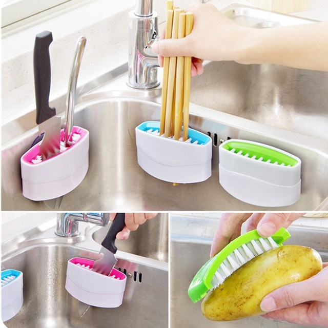 Kitchen Cleaner Brush: Kitchen Cleaning Brush Cleaner Helper Cooking Tools