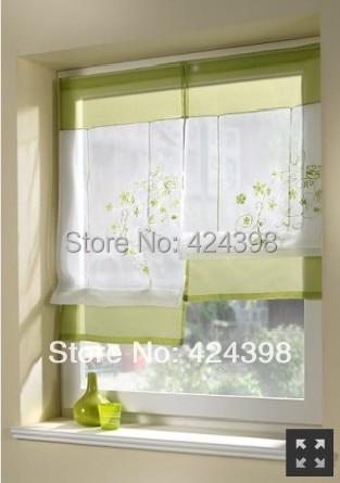 comprar morden cortinas bordadas para ventana persianas romanas cortina corta para cocina cafetera cortinas de tul cortinas with persianas para ventana