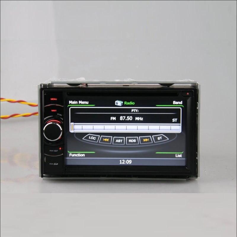 Para Peugeot 607 1999 ~ 2008 de Radio de Coche Reproductor de DVD GPS Nav Navi N