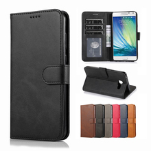 Cases For Samsung Galaxy A5 2016 A510 Cover Case Magnet Flip Luxury Vi