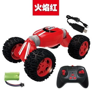 Image 5 - Benne modèle de voiture télécommande tout terrain cascadeur torsion haute vitesse véhicule déformation couple quatre roues motrices escalade voiture Toy2.4g