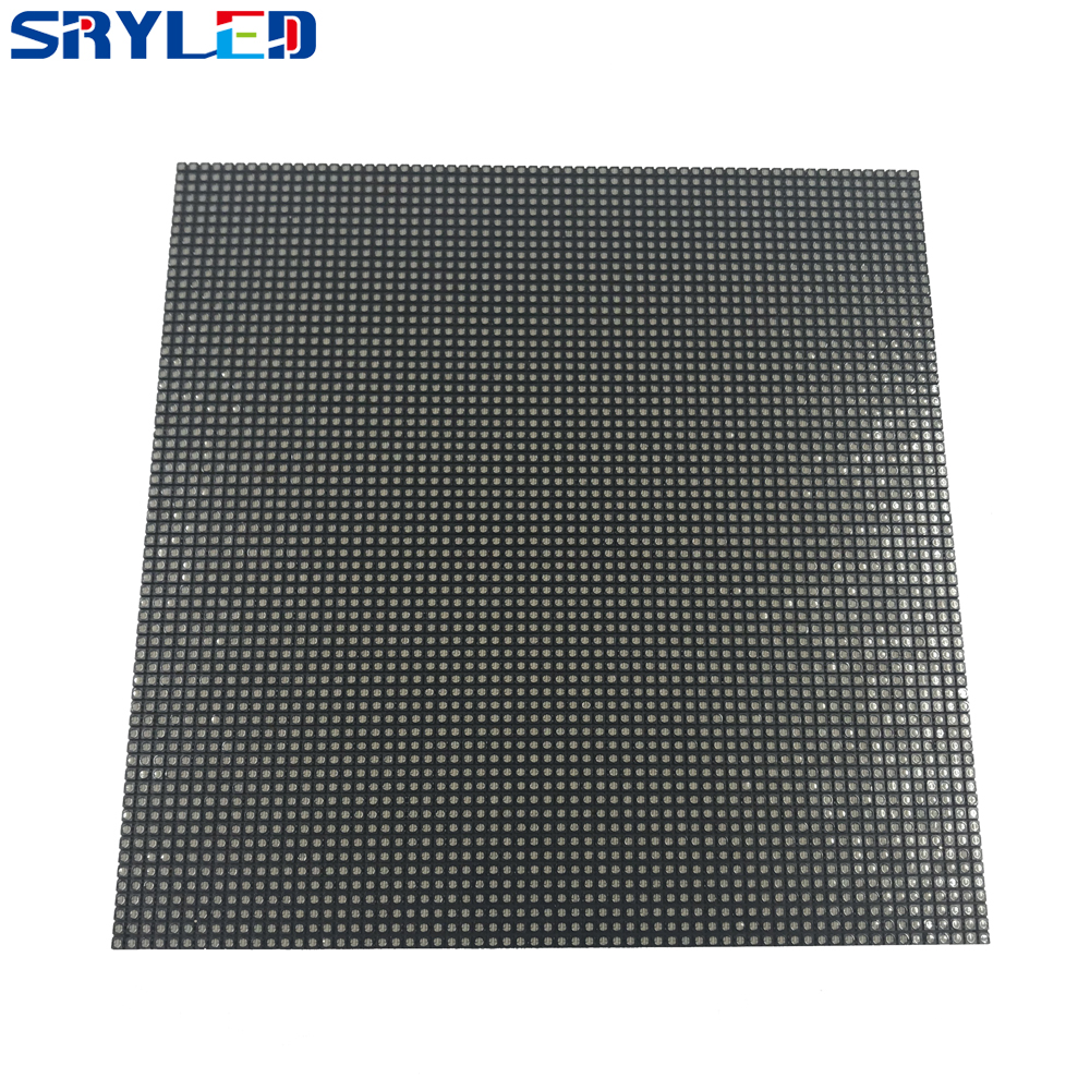 CNSRYLED 64x64matrix Panel Indoor HD RGB 3in1 SMD2121 Full Color P2.5 160x160mm LED Module