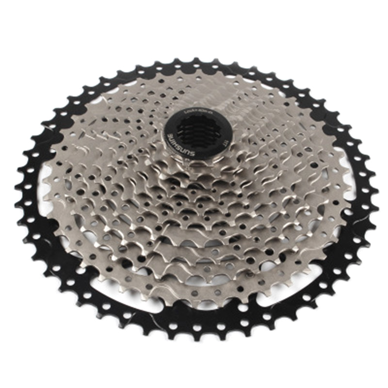 11 Speed Cassette 11-50T MTB Bike Cassette Freewheel Wide Ratio Freewheel Mountain Bicycle Cassette Bicycle Parts sunshine 11 speed 11 42t cassette bicycle freewheel mtb mountain road bike bicycle wide ratio freewheel steel climbing flywheel
