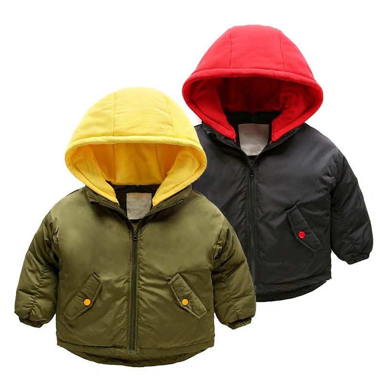 winter boys jacket cotton padded baby clothes children clothes thick warm coat children winter coats jacket baby boys warm outerwear thickening outdoors kids snow proof coat parkas cotton padded clothes