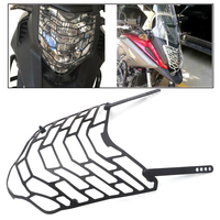 for HONDA NC700X NC 700X NC750X NC 750X 2012 2018 Motorcycle Front Head Light Headlight Lens Grille Guard Cover Protector