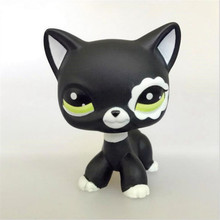 LPS Pet Shop Anime Figure PVC Cute Animal Dog Cat Kitty Model Hot Toys Action Figure Toys For Children Juguetes Birthday Gifts 24cm love live nico yazawa pvc figure action cute character dolls children s toys doll birthday gifts