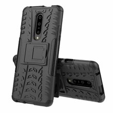 for OnePlus 6 6T Kickstand Case For OnePlus 7 pro Case OnePlus7 Rugged Armor Hard Back Cover Phone Shell