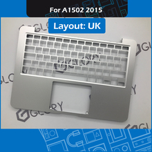 New A1502 Top case UK Layout 613-00564-B for Macbook Pro Retina 13″ A1502 Palmrest Topcase Replacement EMC 2835 2015 Year