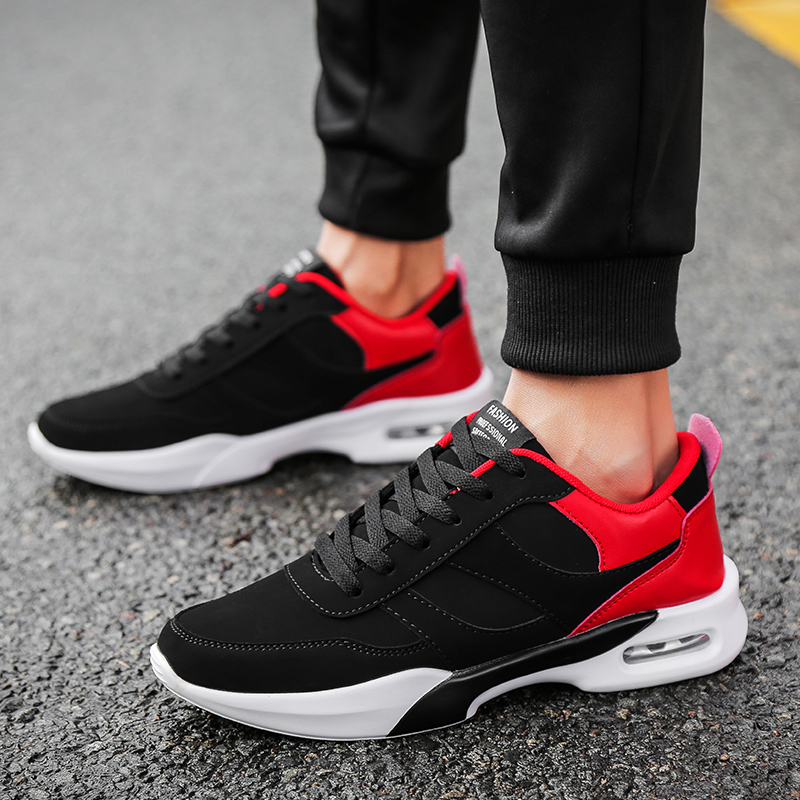 High quality Comfortable Sneakers for men Spring and Autumn Athletic Trainer Lightweight Outdoor Running Sport Shoes for Male