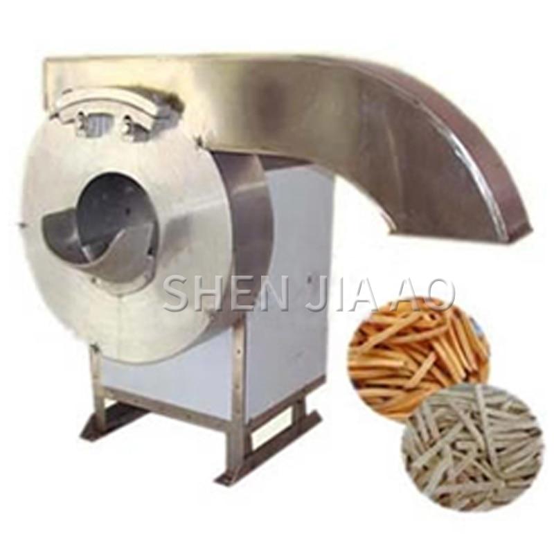 TM-502 Cutting Fries Machine Vegetable Processing Equipment Restaurant Kitchen Necessary Machine Multi-function Cutting Machine