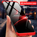 FGHGF чехол для Xio mi Сяо mi Pocophone F1 Pocophone Для Сяо mi красный mi 6A 6 крышка 360 полная защита для Xiaomi mi макс 3 Чехол - фото