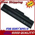 Batería del ordenador portátil Para Sony GP-BPS13B/S VGP-BPS13S VGN-SR94VS VGN-SR94VS VGN-SR94GS VGN-SR94HS VGN-NW91VS VGN-NW91GS VGN-FW94GS