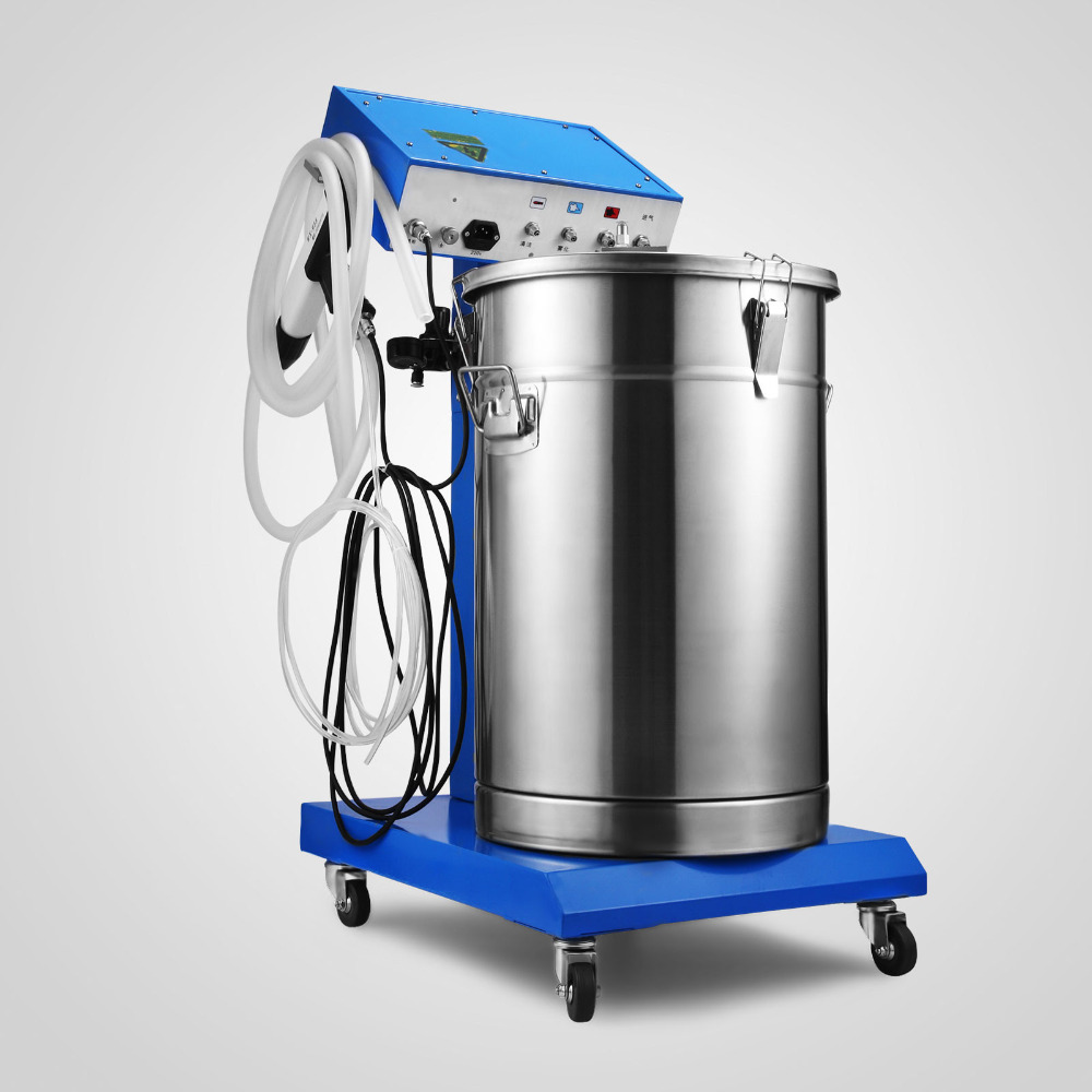 High Quality Spray Powder Coating System Machine Spraying Gun Paint System Powder Coating Equipment