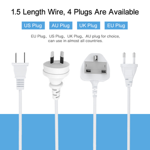 Image 5 - HKHUIBANG Quick Charge 3.0 USB Charger 8 Ports For Samsung Xiaomi Adapter Led Display PD 3.0 40W Phone Tablet Fast Charger