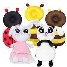 Baby Pillow Infant Cute Animal Shatter-resistant Toddler Anti-falling Head Safety Protection Products