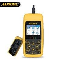 AUTOOL CS520 OBD2 Scanner Automotive Car OBD 2 Code Reader CAN BUS Auto Scan Digital Diagnostic Tool LED Dispaly Key DIY Use