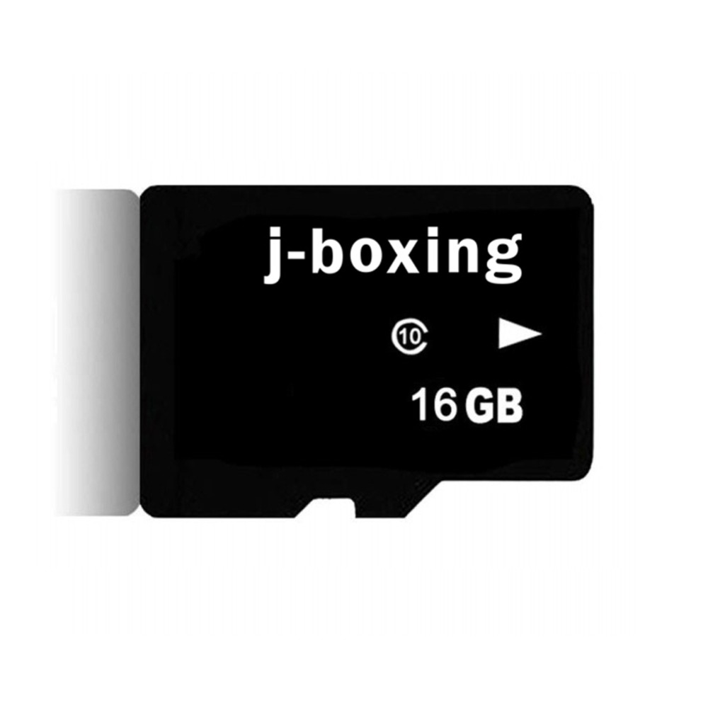 J-boxing 16GB Micro SD Card Memory Card 16 GB Micro SD TF Flash Memory Card 16gb Cartao De Memoria For Smartphone/Tablet PC/GPS