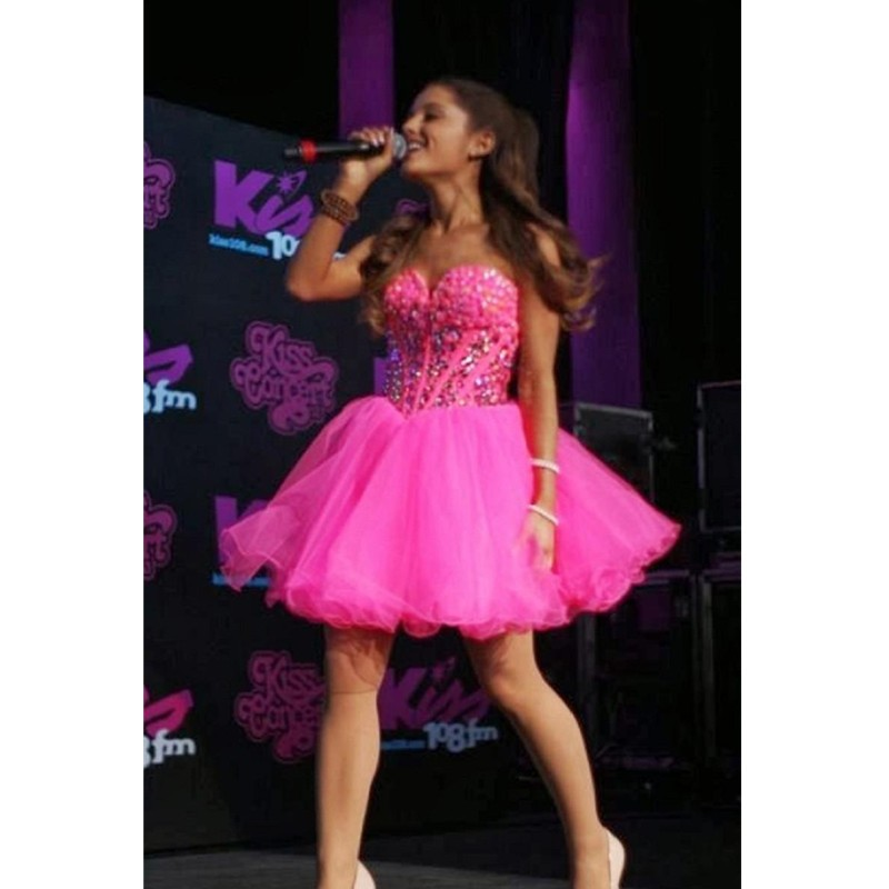 Popular Hot Pink Sweet 16 Short Dresses-Buy Cheap Hot Pink Sweet ...