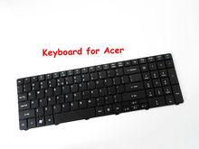 OEM Keyboard for Acer Aspire 5810 5810T 5810TZ 5810TG 5742 5742G 5742Z 5742ZG 5740 5740G 5741 5741G Series Black Layout US