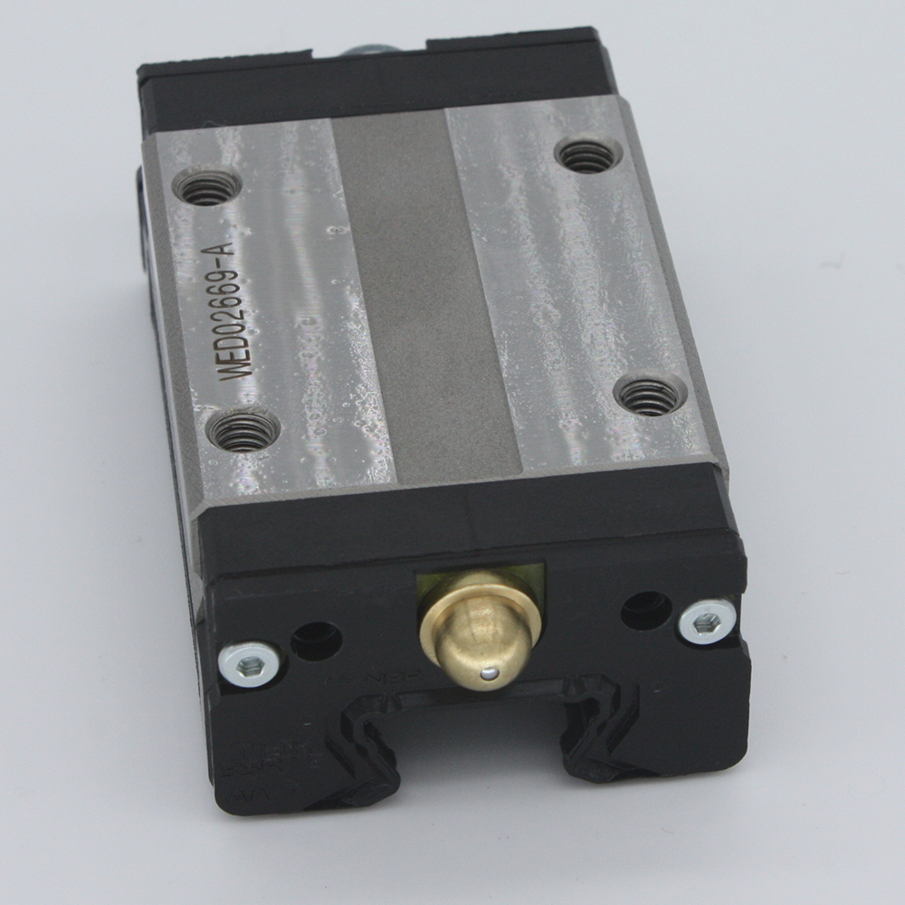L-Bearing Rail Block SSR15XW2UE+2320LY 21895153 For Roland RS-640 / SJ-540 / FJ-540 / XJ-540 original feeding motor 6701409040 for roland re 640 ra 640 vs 640