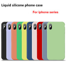 2019 new phone cover for iphone case 7 7plus 8 8plus original office silicone case for iphone6 6s 6plus capa X XS XR coque XSMAX цена и фото