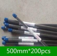 200 PCS P20 laser welding wire P20 electrode 0.2/0.3/0.4 mm mold repair welding wire