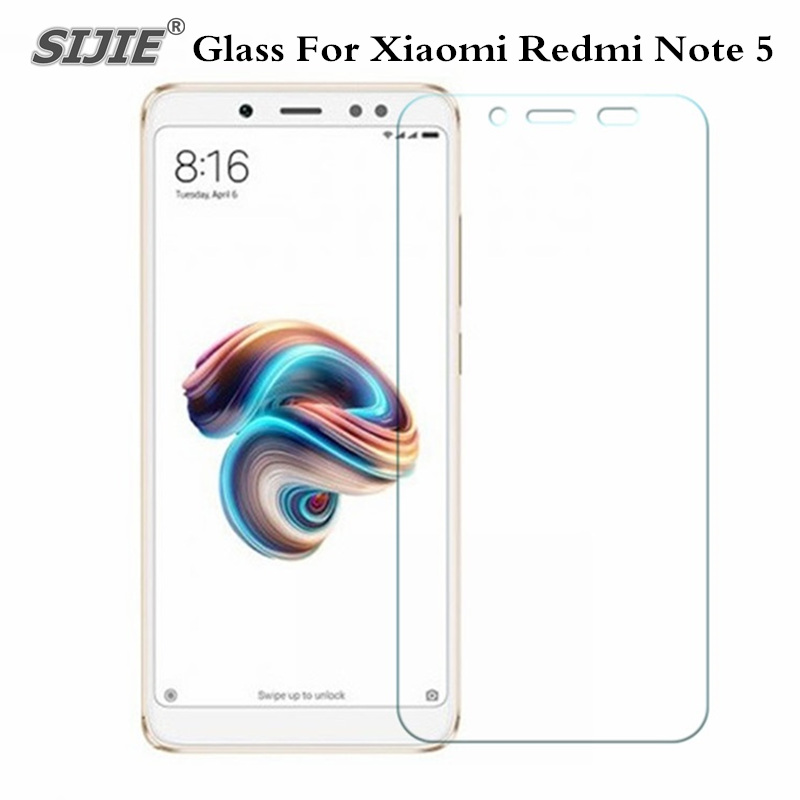 Tempered Glass For Original <font><b>Xiaomi</b></font> <font><b>Redmi</b></font> <font><b>Note</b></font> 5 <font><b>4GB</b></font> <font><b>64GB</b></font> Mobile Phone Snapdragon 636 Note5 Pro <font><b>Global</b></font> version Screen Protector image