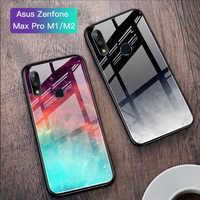 GFAITH Per Asus Zenfone Max Pro M2 ZB631KL Della Cassa Starry Sky Design Protezione Completa Per Zenfone max pro m1 ZB601KL ZB602KL Copertura
