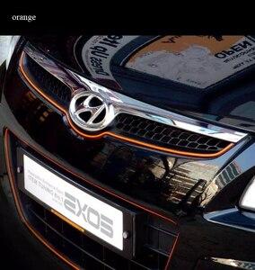 Image 5 - Filet autocollant décoratif de style de voiture 5m