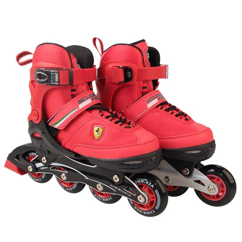 Patin à roulettes professionnel patin à roulettes adolescent garçon chaussures de patinage patins à roulettes patins à roues alignées