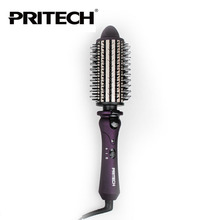 Fashion Pritech Brand Hair Curlers With Brush Ion Technology Magic Curling Iron Hair Styler Curling Hair Tools Free   Shipping