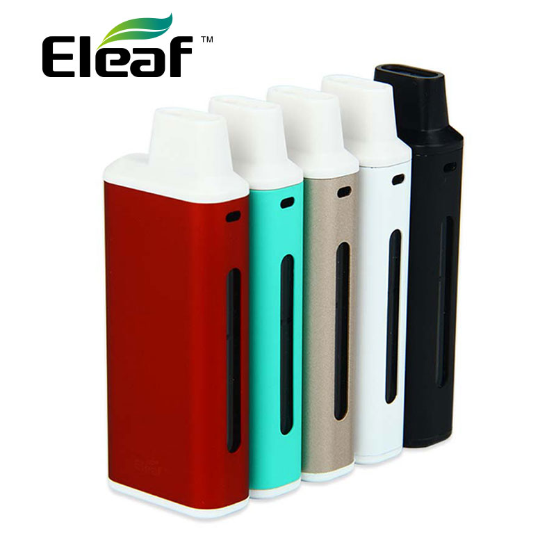 100% Original Eleaf iCare Starter Kit with 650mah Battery and 1.8m Tank capacity 1.0ohm-3.5ohm Coil electronic cigarette