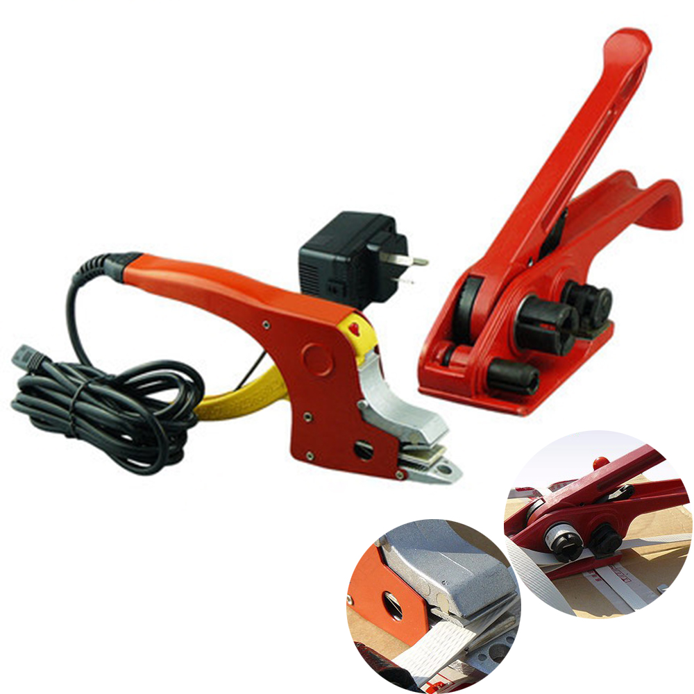 Manual Strapping Tool, Hand Tool, Packaging machine Plastic belt bundling machine PP straps