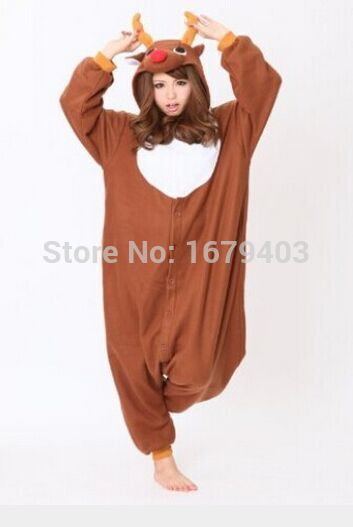 pajamas polyester Picture - More Detailed Picture about Christmas ...