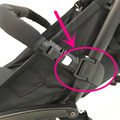Детские коляски yoya подлокотник бампер Совместное адаптер аксессуар Коляски для Коляски yoya Пластик Черный