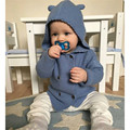 Kids Sweater Autumn Winter Children Hooded Toddler Jacket Coat Girl Boy Knitted clothes Baby Outwear Sweaters Costume chandail