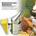 301 нержавеющая сталь пчелиный дым ручной пчелиный улей передатчик Комплект пчеловодства инструмент высокого качества пчеловодство оборуд...