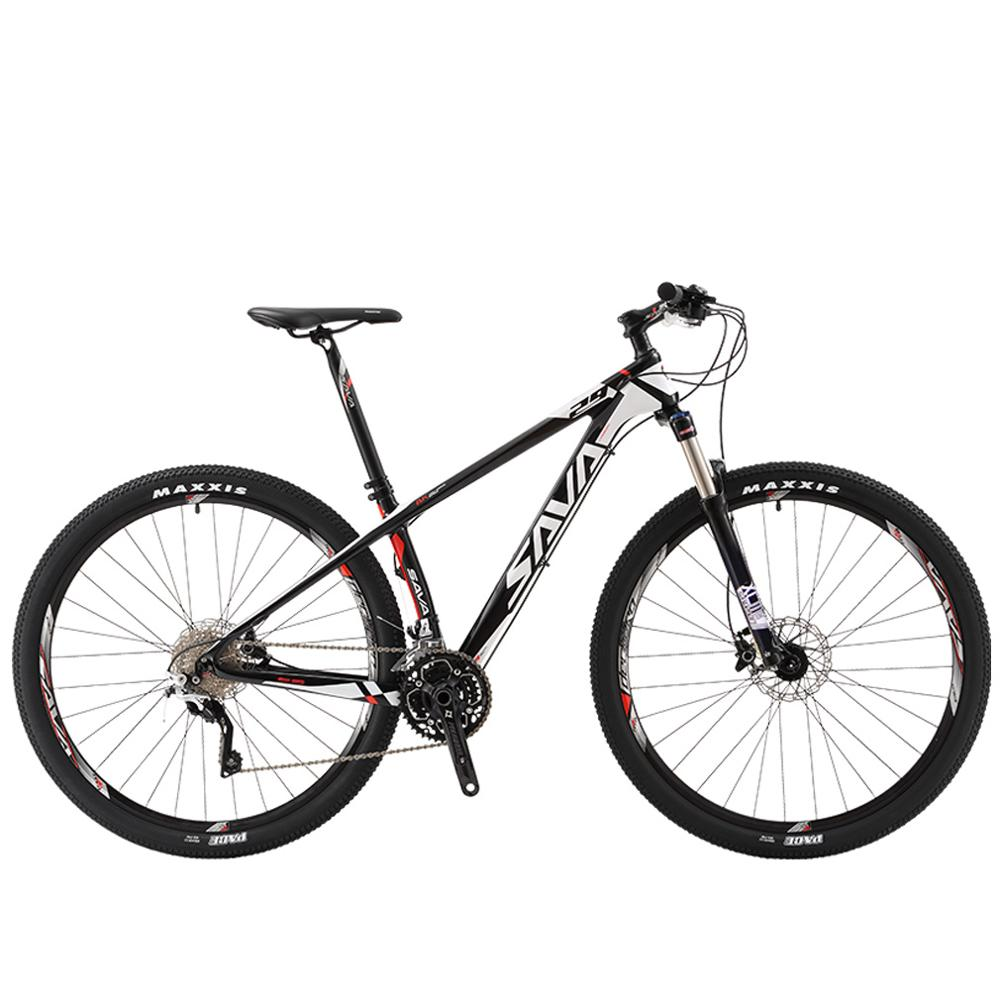 SAVA Mountain-Bicicleta Bicycle-Bikes Mtb Bicicleta-De-Montana DECK300 29