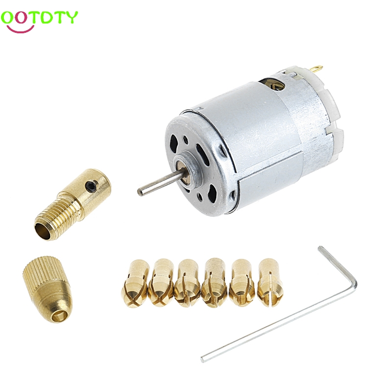 New Mini Mirco Electric PCB Motor Drill Press Drilling Bits Tool Twist Drill 12V  828 Promotion cnc dc spindle motor 500w 24v 0 629nm air cooling er11 brushless for diy pcb drilling new 1 year warranty free technical support