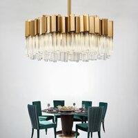Освещение новый постмодерн минималистский роскошь свет творческие люстры showroom дизайнер Гостиная мастера спальня ресторан led