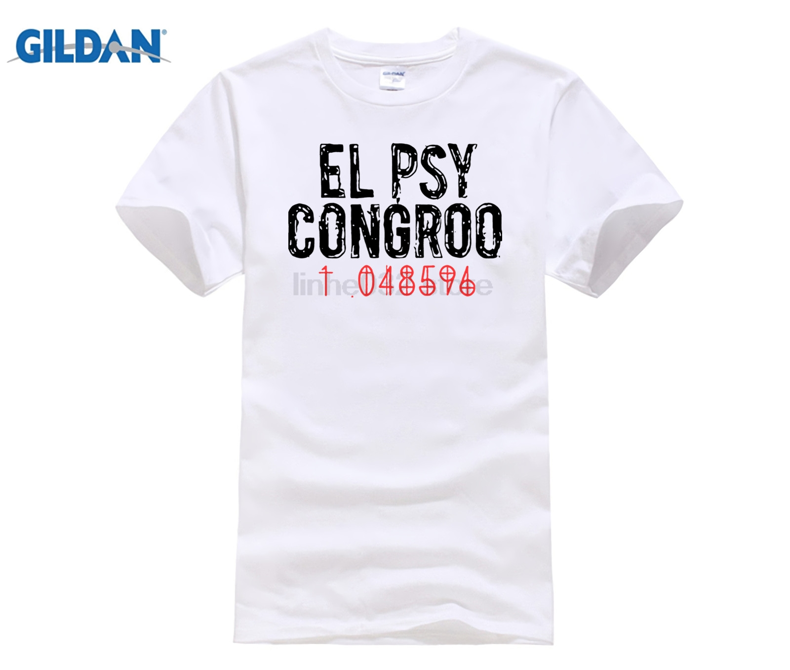 New Steins Gate El Psy Congroo Anime Manga Mens Black T-shirt Size S To 3xl Cool Slim Fit Letter Printed Top Tee T Shirt T-shirts