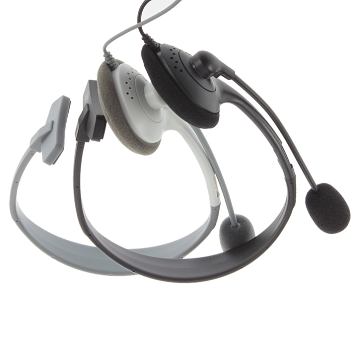 1pcs Headset With Mic Microphone earphone For XBOX for 360 for XBOX360 Newest Drop Shipping Wholesale